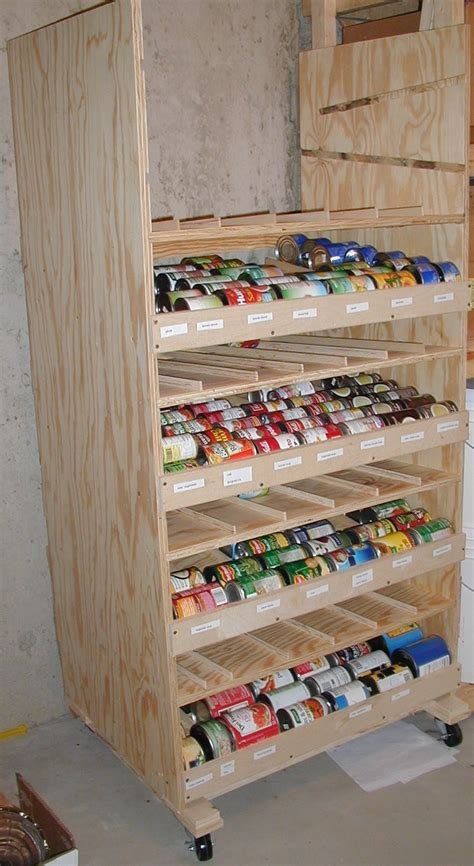 Canned Foods Shelf by Home Canned Food Storage Storage Canned Food Storage Canned Foods And Food Storage