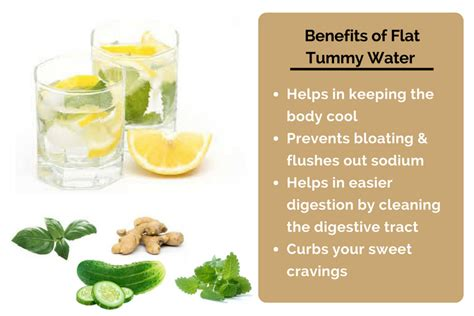 Detox Water Lemon Cucumber Side Effects by Flat Tummy Water Side Effects How Often To Drink For