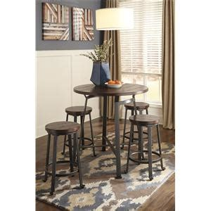 Bar Stools Sacramento California by Signature Design By Challiman Industrial Style
