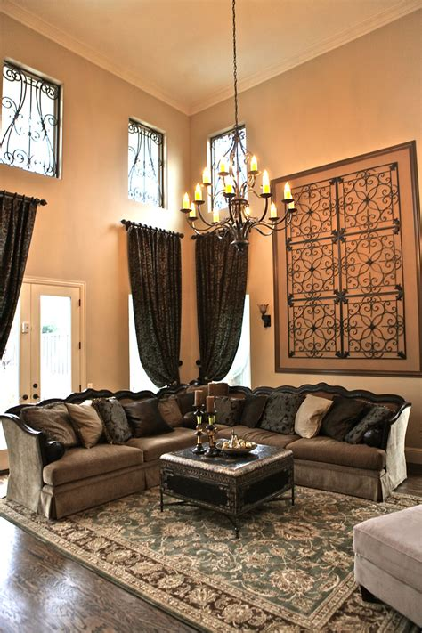 decorating tall walls are window treatments worth the investment devine