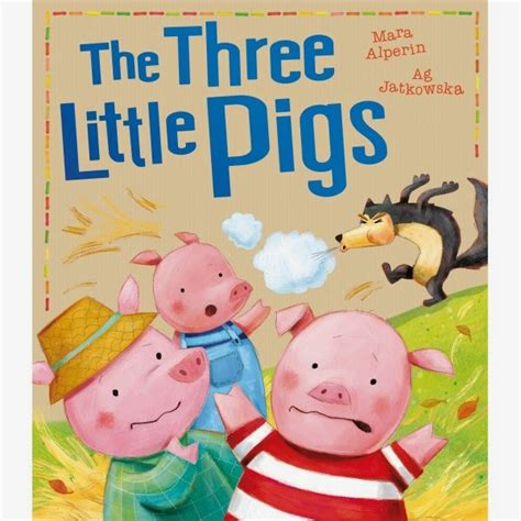 three pigs picture book nayu s reading corner the three pigs by mara
