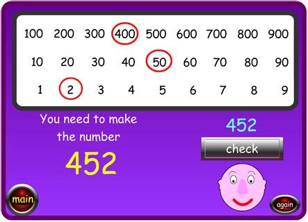 Place Value Ks1 Printable