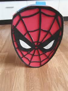 imgenes de portaretratos hombre araa en fomi manualidades mochila spiderman de goma eva paso a paso