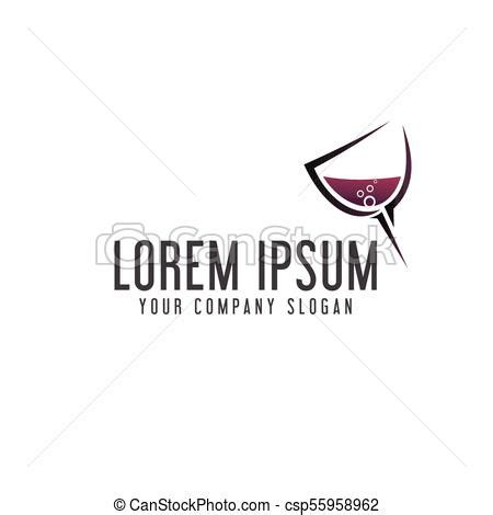 Cocktail Logo Bar Nightclub Logo Design Concept Template Nightclub Logo Template
