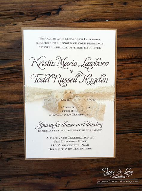 diy rustic wedding invites what to diy at a wedding and what not to rustic wedding chic