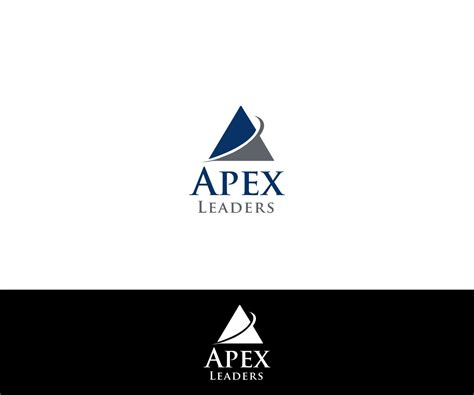typography apex 77 professional logo designs for apex leaders a business