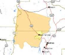 map of kahneeta oregon the confederated tribes of the warm springs reservation