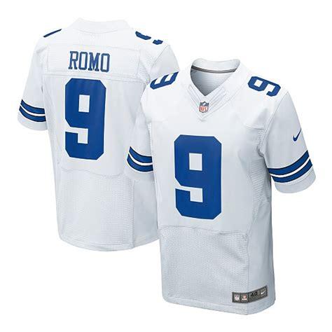 youth white tony romo 9 jersey brilliant p 1082 tony romo nike dallas cowboys no 9 elite jersey white