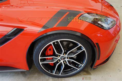 c7 corvette stingray grand sport oem alike fender hash