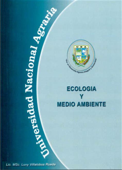 libros agronomicos peru ecolog 237 a y medio ambiente libros de agronomia gratis pdf