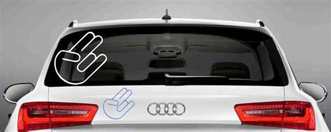 Autoaufkleber Cool by Autoaufkleber Shockerhand Aufkleber Shocker Hand