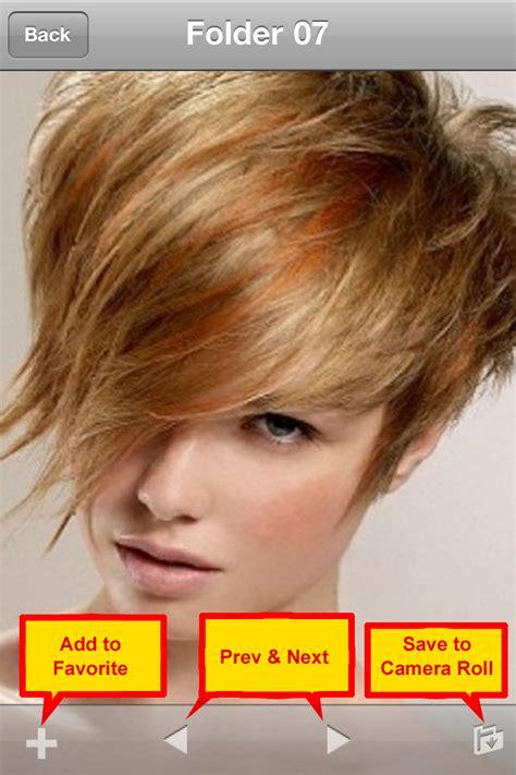 best haircuts app best short hairstyles app