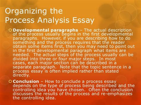 How To Develop Self Confidence Process Essay by Process Analysis Essay How To Develop Self Confidence
