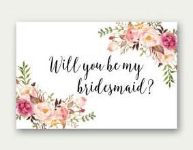 will you be my bridesmaid cards printable gameshacksfree