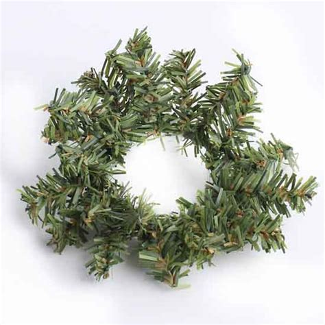 miniature artificial pine wreath wreaths floral