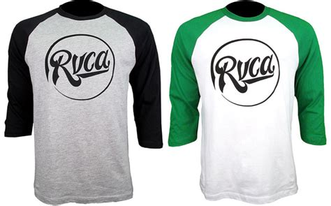 Raglan Ufc Fight Ufc Logo 03 by Rvca Roundabout Shirts Fighterxfashion
