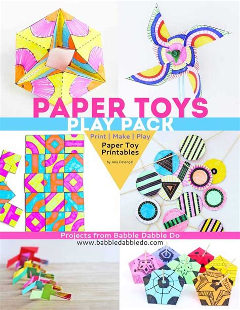 How To Make Paper Toys At Home - 17 best images about flextangles on toys