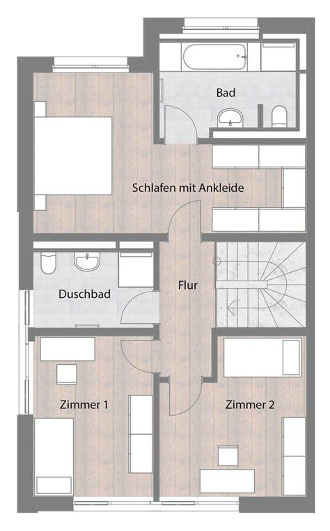 1 Schlafzimmer Haus Plan by 220 Ber 1 000 Ideen Zu Haus Grundrisse Auf