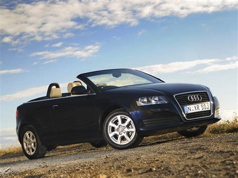 Audi Cabriolet A3 by Audi A3 Cabriolet 2008 2009 2010 2011 2012 2013