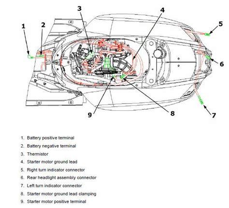 vespa no battery wiring diagram caterpillar electrical