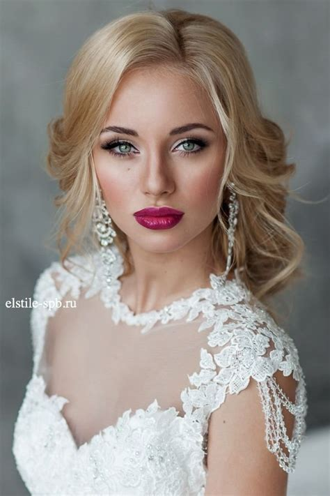 hair and makeup looks 18 wedding hair and wedding makeup ideas deer pearl flowers