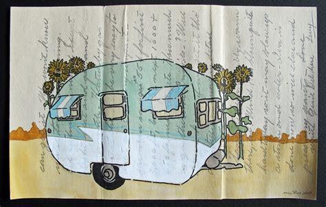 doodle trailer 77 best images about doodles sketches vintage trailers
