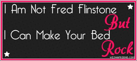 i can make your bed rock flirty facebook graphic i can make your bed rock