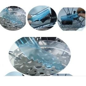 Dedicated Bicycle Chain Cleaning Brush Sikat Pembersih Rantai Sepeda dedicated bicycle chain cleaning brush sikat pembersih rantai sepeda black jakartanotebook
