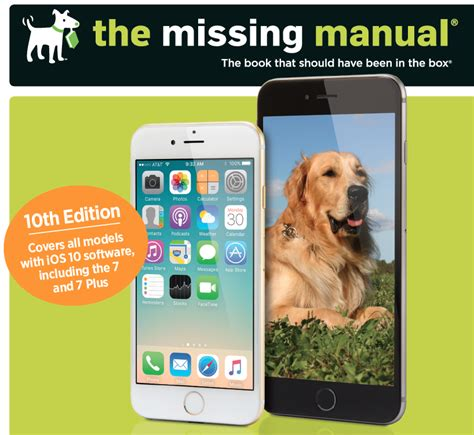 iphone the missing manual the book that should been in the box books iphone the missing manual the book that should been