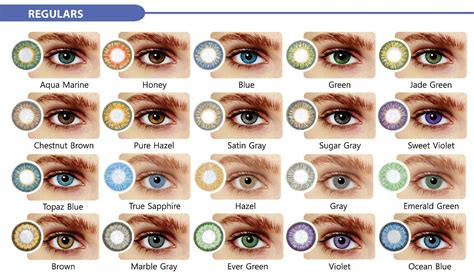 color contact lens the most beautiful eye contact lense designs and styles
