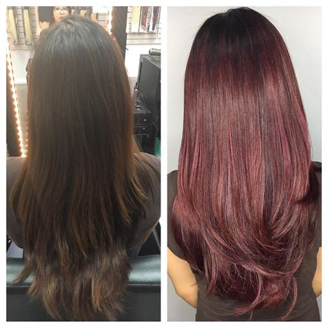 strawberry ombr 233 hair color my hair balayage and balayage halo hair extensions ombre halo hair extensions burgundy balayage ombr 233