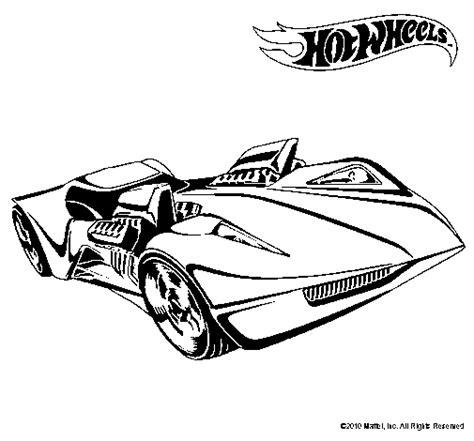 Imagenes Para Imprimir Hot Wheels | dibujo de hot wheels 4 para colorear dibujos net