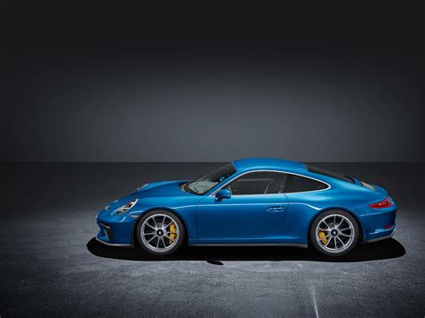porsche ag 911 gt3 with touring package celebrates its