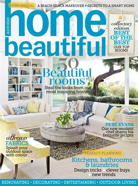 at home magazine beautiful home magazine myideasbedroom