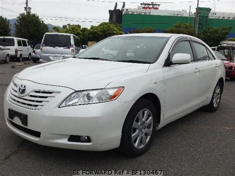 2008 Toyota Camry For Sale Used 2008 Toyota Camry G Limited Edition Dba Acv40 For
