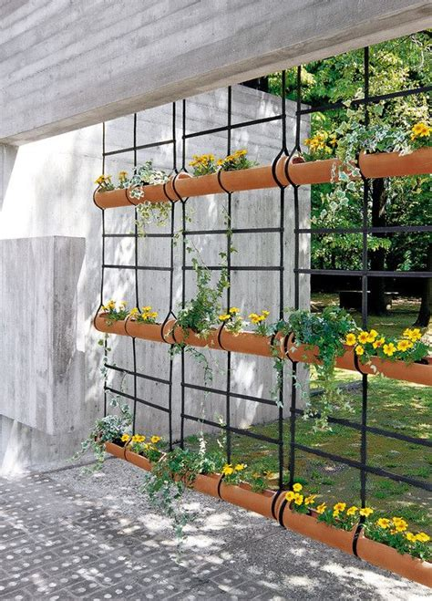 Hanging Planter Room Divider Hanging Planters Planters Hanging Wall Gardens