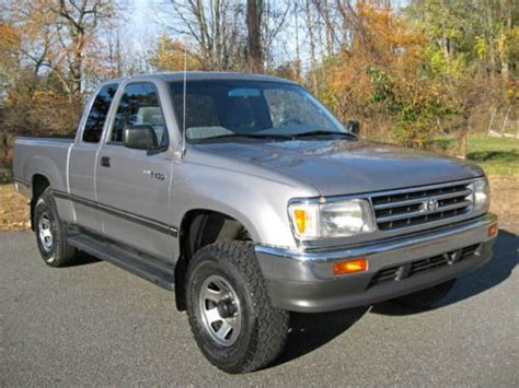Toyota T100 4x4 Purchase Used 1996 Toyota Tacoma T100 Xtracab 4x4 29 000