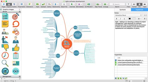 best mind mapping for mac mind mapping software planning and brainstorming tool