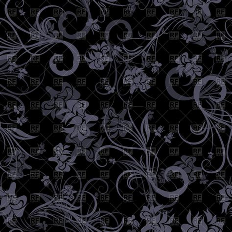 black and white victorian pattern seamless antique pattern black victorian style wallpaper