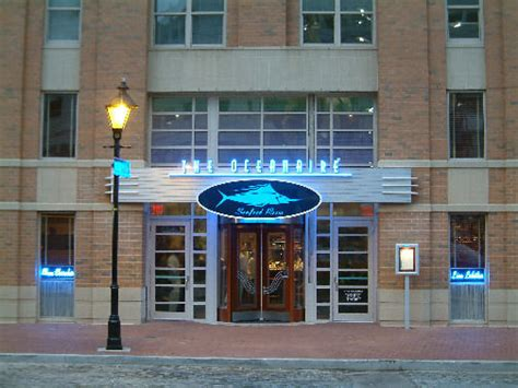 the oceanaire seafood room baltimore md the oceanaire seafood room in baltimore md happy hour