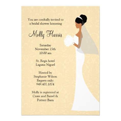 printable african american bridal shower invitations african american bridal shower invitation bridal shower