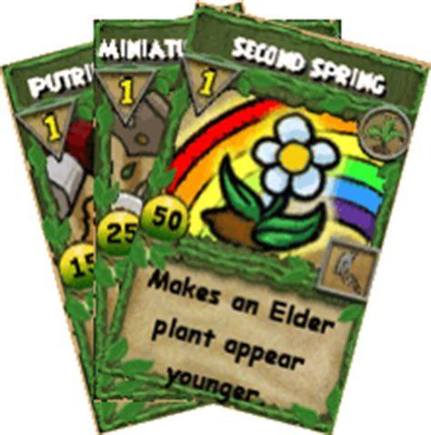 Wizard101 Gardening Spells by Update Notes Wizard101 Free