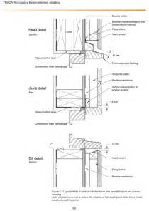 architectural specification sections timber cladding details google search detales