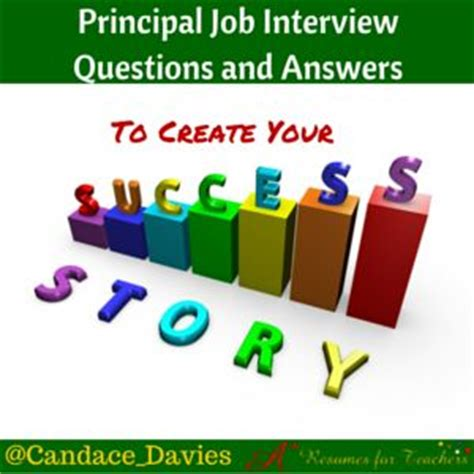 school principal questions and answers to land a offer the o jays