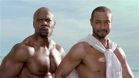 terry crews advert old spice all isaiah mustafa vs terry crews commercials