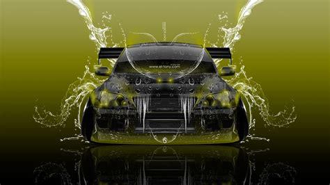 Toyota Altezza Tuning JDM Front Super Water Car 2016 ... K Design Tattoo