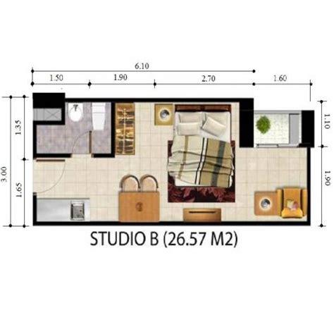 Jual Alarm No Doubt Bandung jual apartemen tamansari panoramic bandung studio semi
