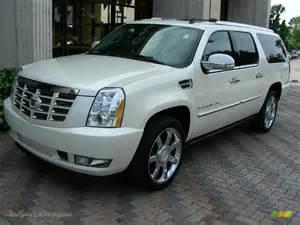 2008 Cadillac Escalade Esv For Sale 2008 Cadillac Escalade Esv Awd In White 140318
