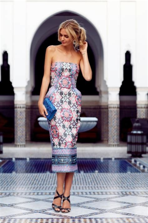 Vintage Boho Home Decor picture of amazing spring wedding guest outfit ideas 17
