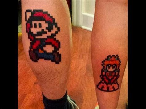 imagenes de tatuajes de videojuegos tatuajes para parejas realmente enamoradas youtube